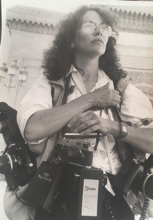 Susan May Tell in Morocco, 1985 – 01